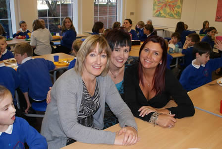 Tricia Penrose at Disley School